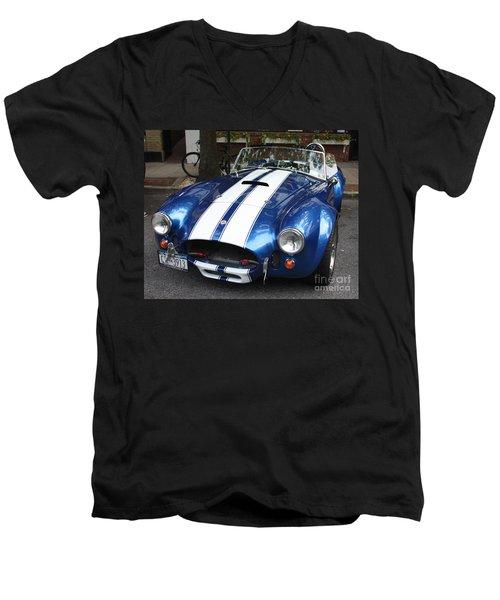 1965 Cobra Shelby Men's V-Neck T-Shirt