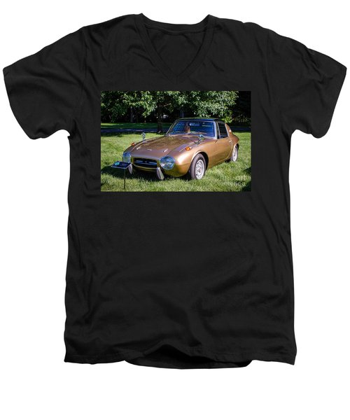 1968 Toyota Sports 800 Men's V-Neck T-Shirt