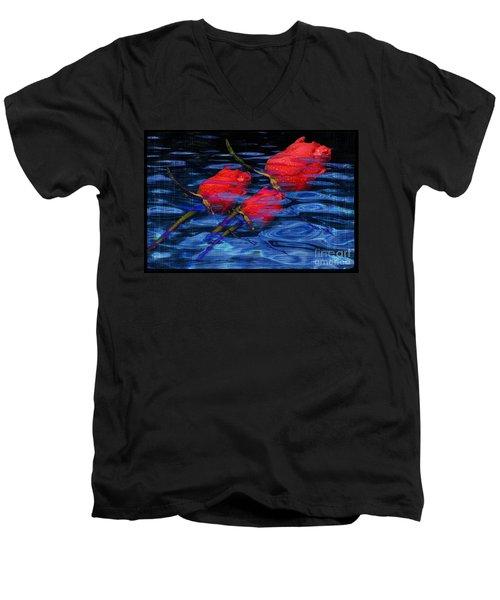 Be Mine Men's V-Neck T-Shirt