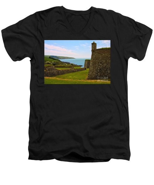 Charles Fort Kinsale Men's V-Neck T-Shirt