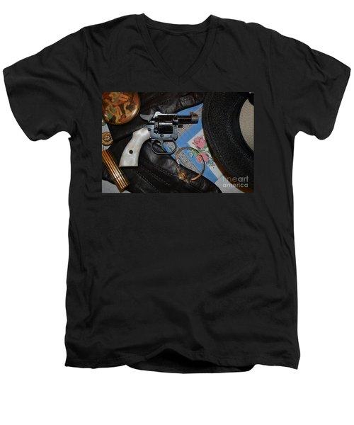 Hers Men's V-Neck T-Shirt