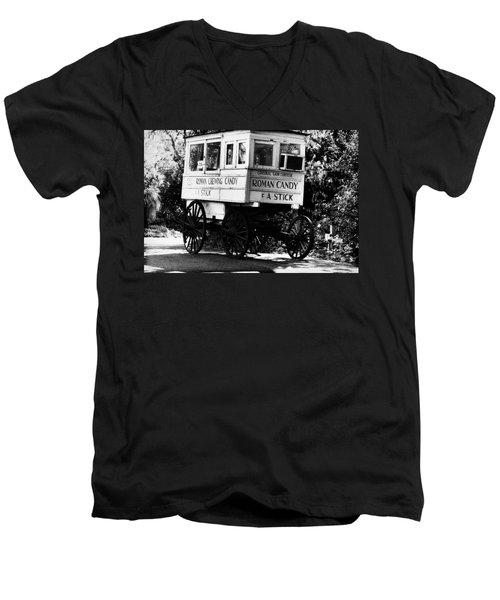 Roman Candy Men's V-Neck T-Shirt