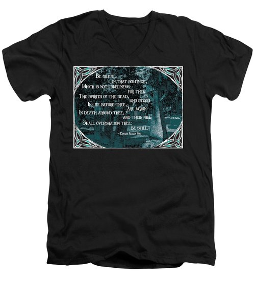 Spirits Of The Dead Men's V-Neck T-Shirt