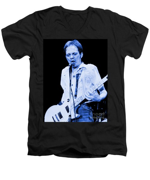 Steve Marriott - Humble Pie At The Cow Palace S F 5-16-80  Men's V-Neck T-Shirt