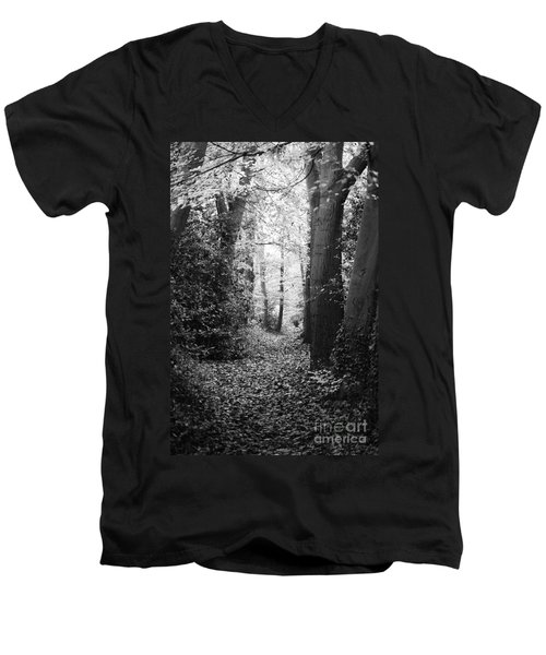 Trees Men's V-Neck T-Shirt