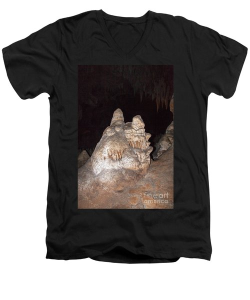 Carlsbad Caverns National Park Men's V-Neck T-Shirt