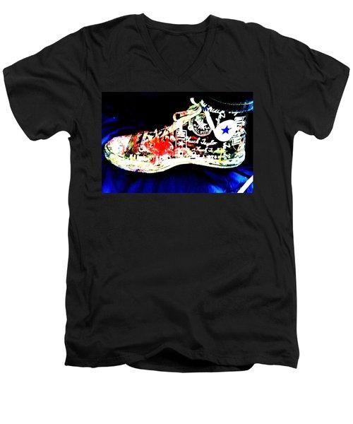 Chuck Taylor Men's V-Neck T-Shirt