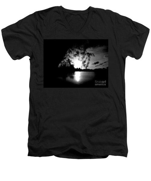 End Of Day Men's V-Neck T-Shirt