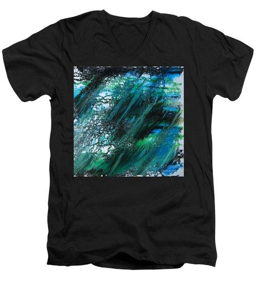 Duars Rani Men's V-Neck T-Shirt