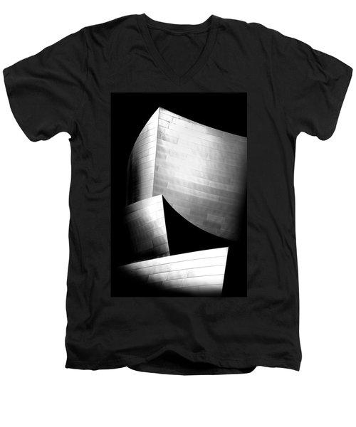 3 Way Men's V-Neck T-Shirt