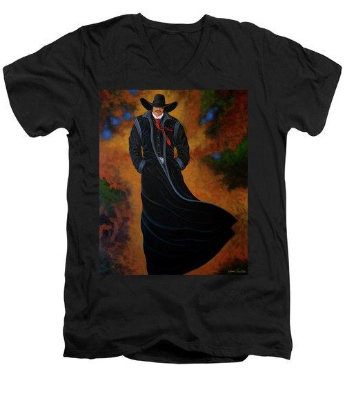 West Bound Men's V-Neck T-Shirt