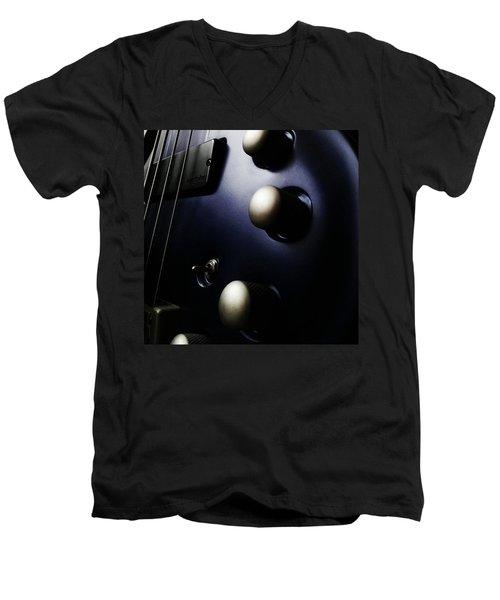 Play Music Men's V-Neck T-Shirt