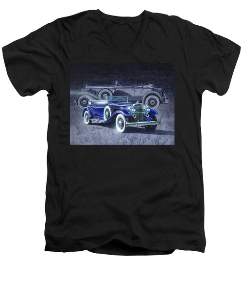32 Packard Men's V-Neck T-Shirt