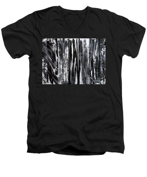 Bark Men's V-Neck T-Shirt