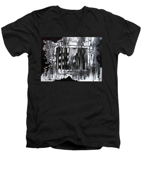 Magic Rectangle Men's V-Neck T-Shirt