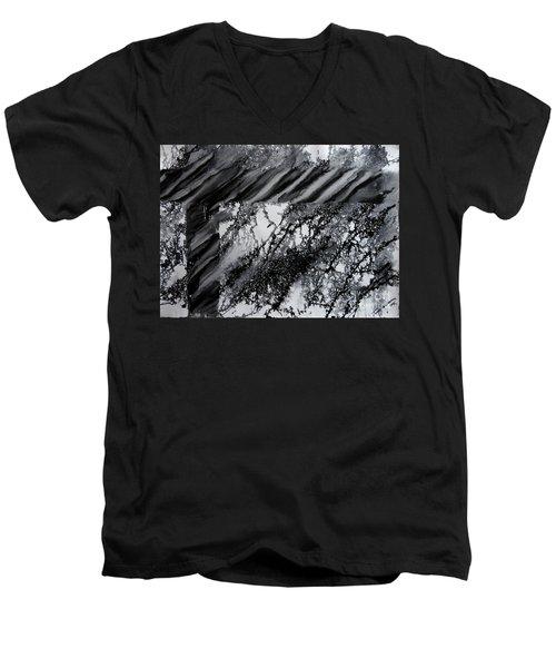 Untitled-4 Men's V-Neck T-Shirt