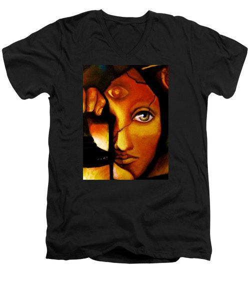 The Seeker Men's V-Neck T-Shirt