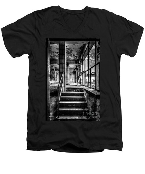 This Is The Way Step Inside Men's V-Neck T-Shirt