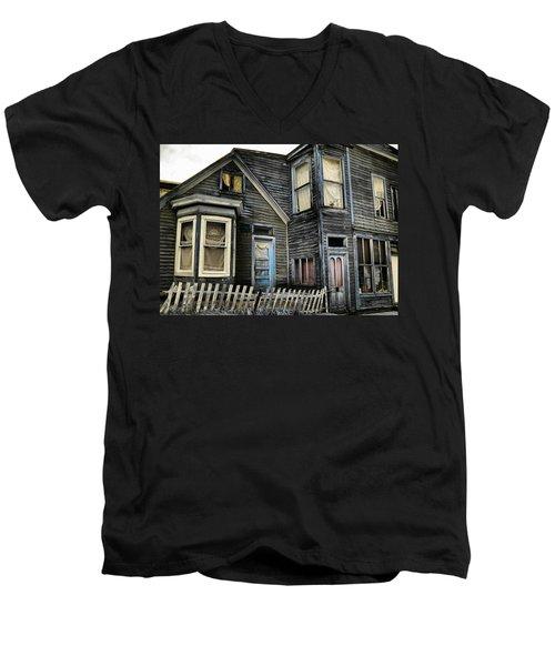 A Bygone Era Men's V-Neck T-Shirt