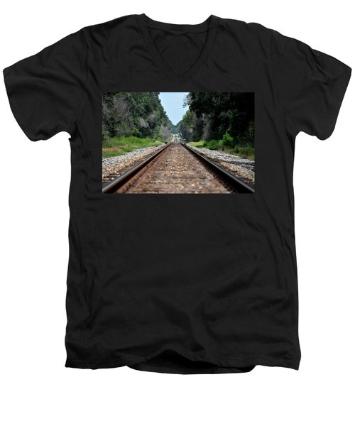 A Long Way Home Men's V-Neck T-Shirt