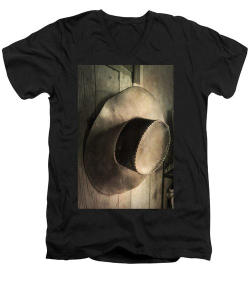 A Place To Hang Your Hat Men's V-Neck T-Shirt