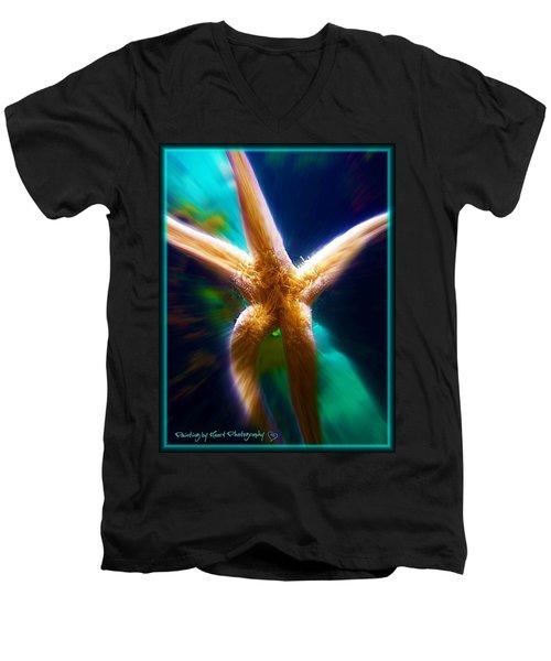 A Star Is Born Men's V-Neck T-Shirt