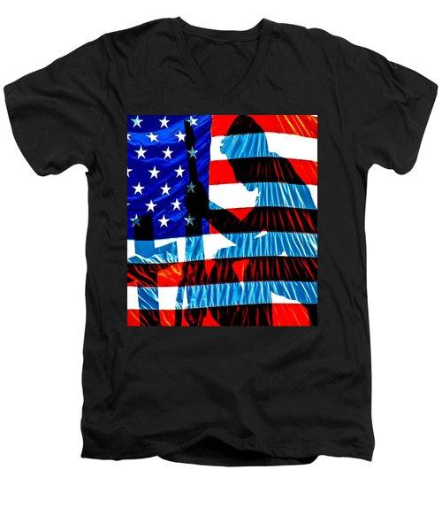 A Time To Remember Men's V-Neck T-Shirt