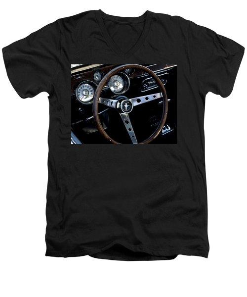 A Work Of Art Men's V-Neck T-Shirt