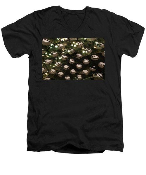 Academy Skylights Men's V-Neck T-Shirt