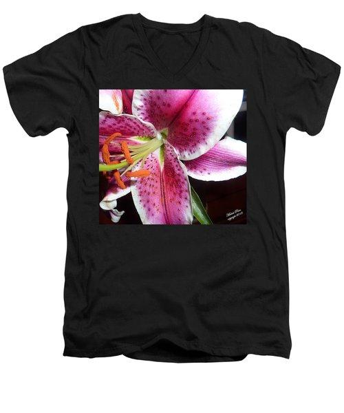 Mystery 6 Men's V-Neck T-Shirt