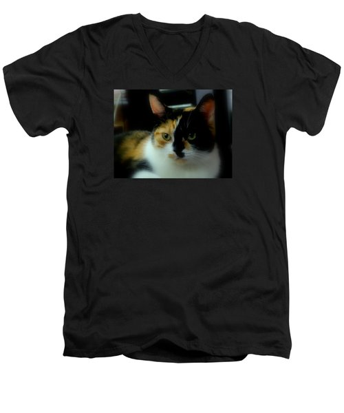 All I Ask Of You Men's V-Neck T-Shirt