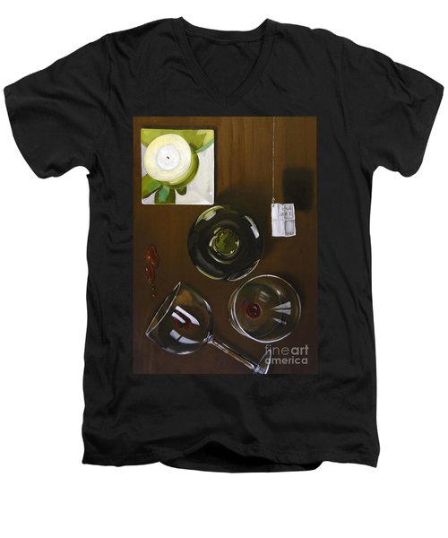All Looked Fine From Our Perspective Men's V-Neck T-Shirt