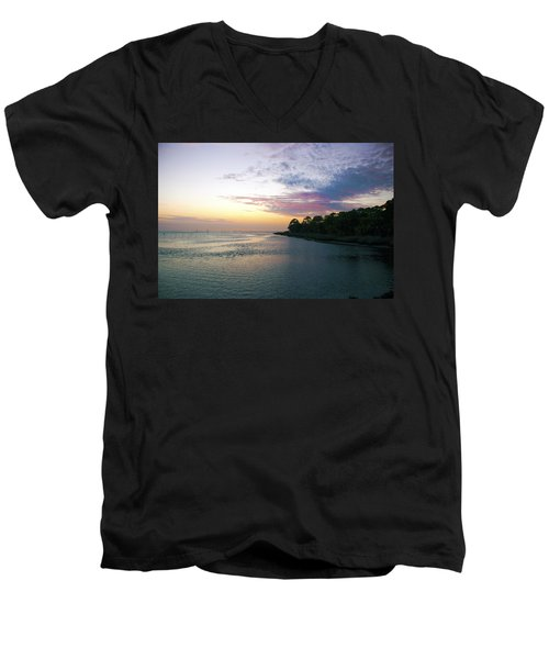 Amazing View Men's V-Neck T-Shirt