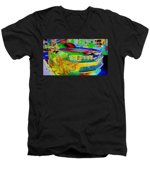 American Dream Men's V-Neck T-Shirt