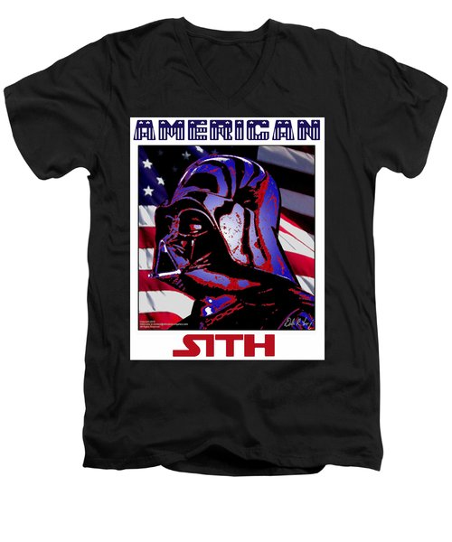 American Sith Men's V-Neck T-Shirt
