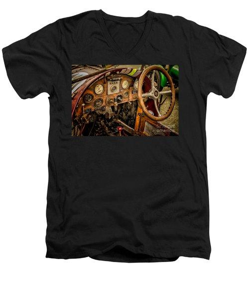 Amilcar Riley Special  Men's V-Neck T-Shirt