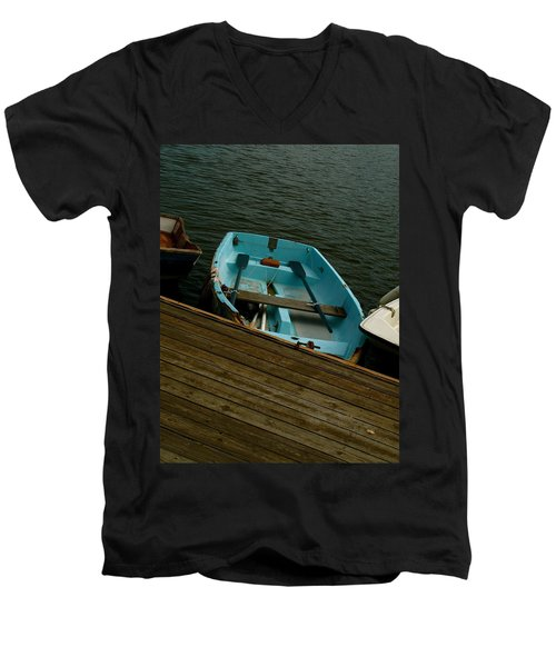 Annapolis Harbor Men's V-Neck T-Shirt