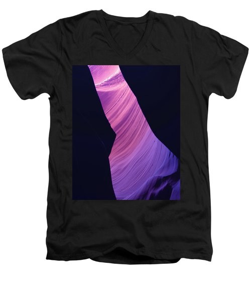 Antelope Canyon 10 Men's V-Neck T-Shirt