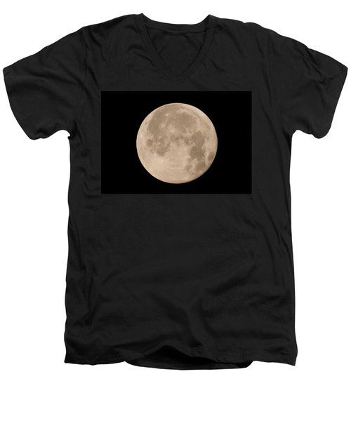 April Moon Men's V-Neck T-Shirt