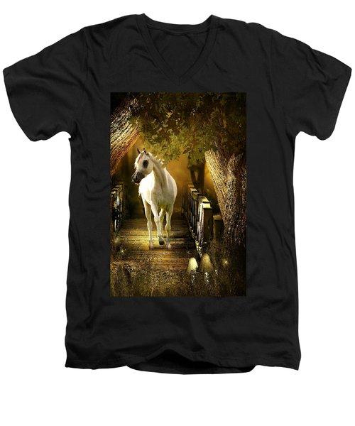 Arabian Dream Men's V-Neck T-Shirt