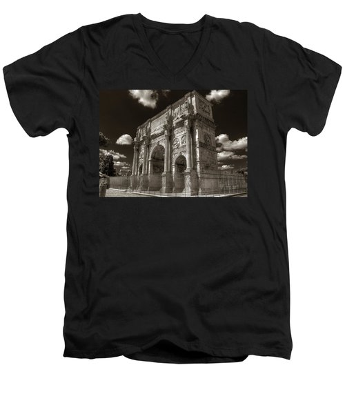 Arch Of Constantine Men's V-Neck T-Shirt