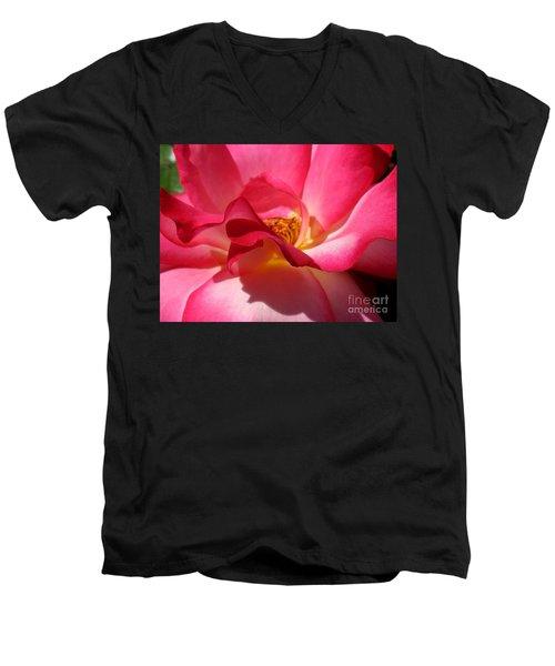 Awakening Men's V-Neck T-Shirt by Patti Whitten