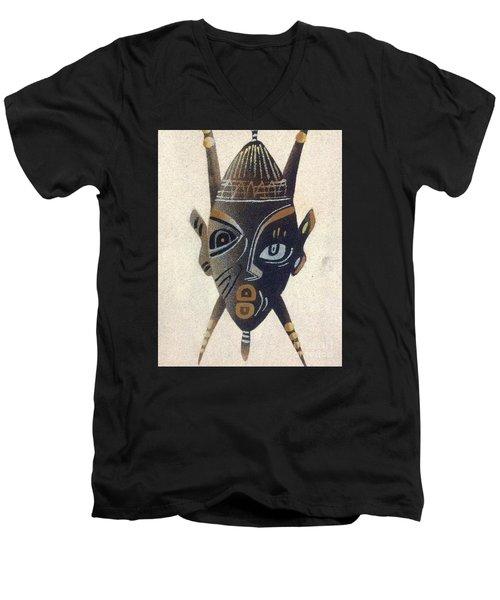 Awareness Men's V-Neck T-Shirt
