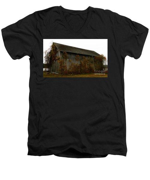Barn 2 Men's V-Neck T-Shirt