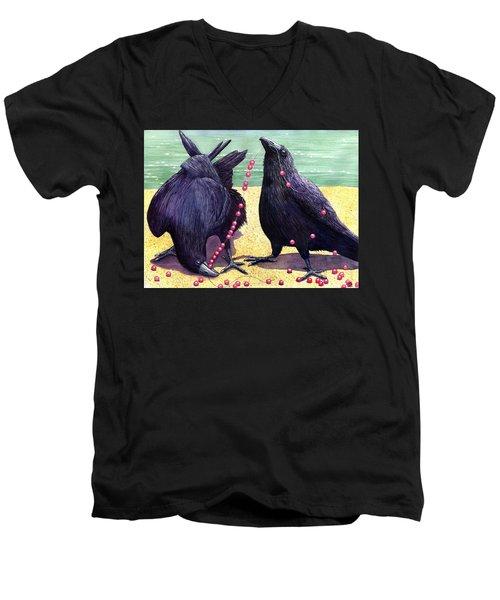 Baubles Men's V-Neck T-Shirt
