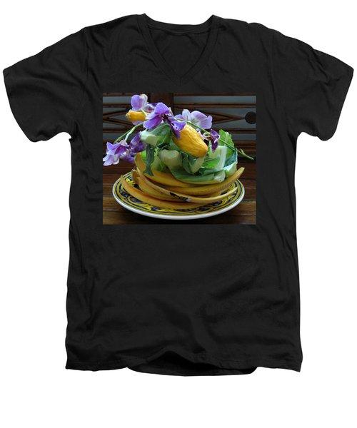 Beautiful Compost Men's V-Neck T-Shirt