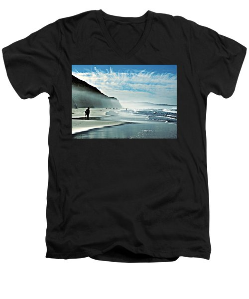 This Is The Day That The Lord Has Made... Men's V-Neck T-Shirt