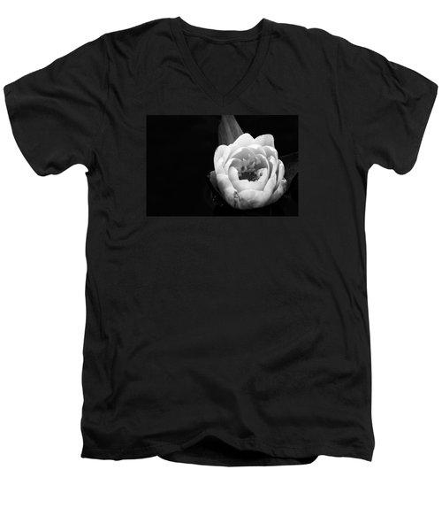 Beauty In The Dark Men's V-Neck T-Shirt