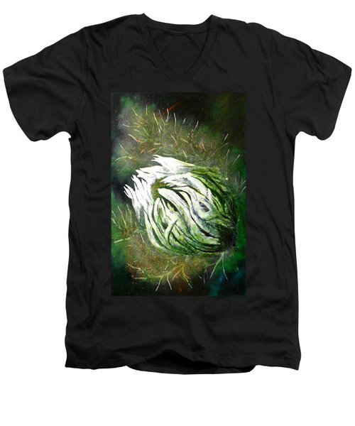 Beware Of The Thorns Men's V-Neck T-Shirt