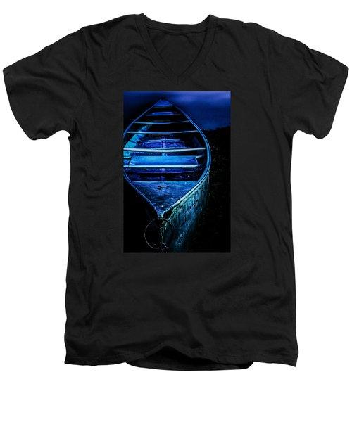 Blue Canoe Men's V-Neck T-Shirt